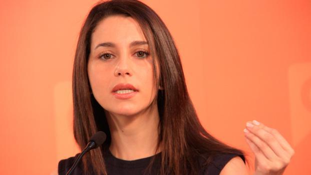 VIDEO: Indignación pública tras la jugarreta familiar a Inés Arrimadas