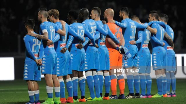 Nápoles: un partido más que importante contra el Feyenoord