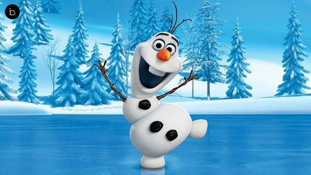 El interminable corto de Olaf (Frozen)