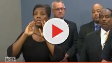 Phony sign language interpreter delivers gibberish in Florida press conference