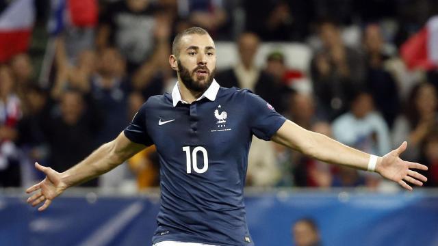 ¡El destino internacional de Karim Benzema está sellado!