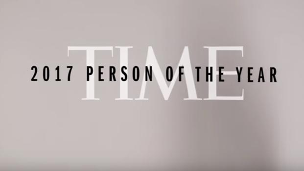 The Silence Breakers were awarded Time's Person of the Year Award