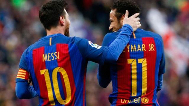 El secreto de Neymar: Messi suelta la bomba en relación al futuro del brasileño