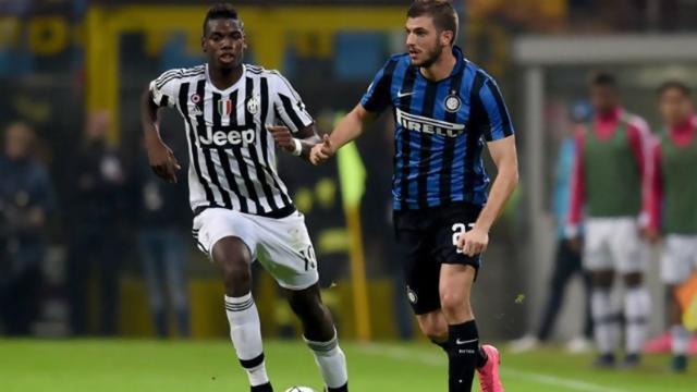 Juventus VS Inter de Milán: ¡Choque en la cima!