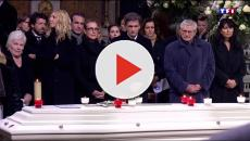 Macron à deux doigts de créer la polémique durant l'hommage à Johnny