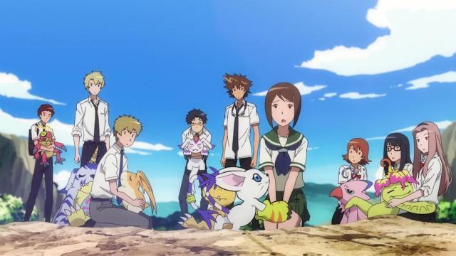 'Digimon Adventure' revela una mercancía especial de Fiesta