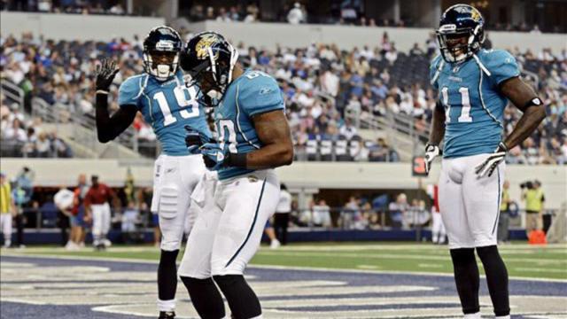 Los Jaguars con un gran Blake Bortles, rugen en casa contra Seattle