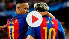 VIDEO: El plan de Messi y Neymar tras el sorteo de Champions