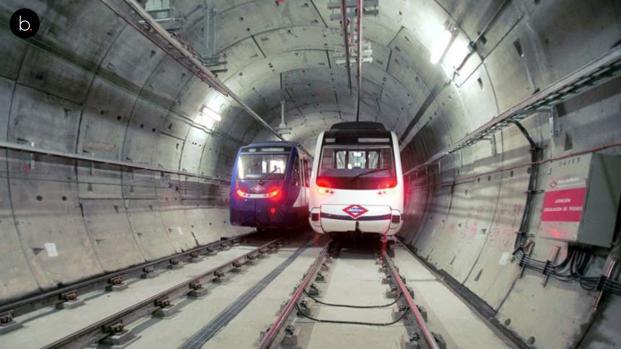 Caos y desinformación en el metro de Madrid