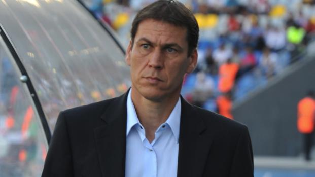 "OM - Rudi Garcia : ""Si on joue avec la CFA, il ne faudra pas s'étonner"""