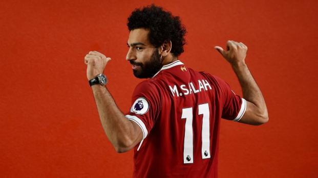 Mohamed Salah élu meilleur joueur africain BBC 2017, Le Real interessé !!