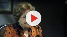 Vídeo: o último ato da atriz que tocou os brasileiros
