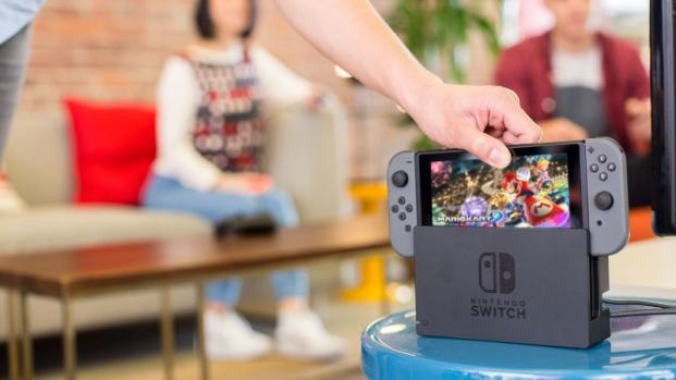 Nintendo Switch sells 10 million units in just 9 months
