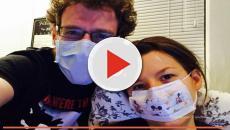 Video: 'Sou alérgica ao meu marido', diz americana