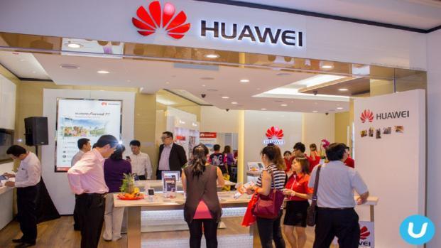 Huawei, aperto a Milano il primo store europeo