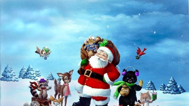 La Navidad 2017 será la más helada en México
