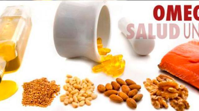 Omega 3 y Ácidos Grasos: ¡Excelentes alimentos para el cuerpo!