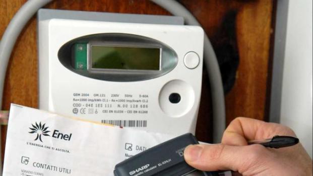 Enel: bolletta da record per un consumatore