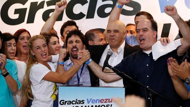 VIDEO: Parlamento Europeo entrega premio Sajarov a oposición venezolana
