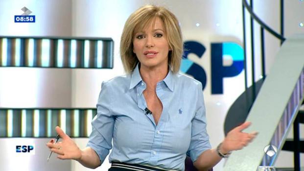 VIDEO: Susanna Griso confirma un gravísimo golpe familiar por un tema político