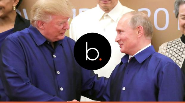 The Trump blackmail file -- Russia calling the shots