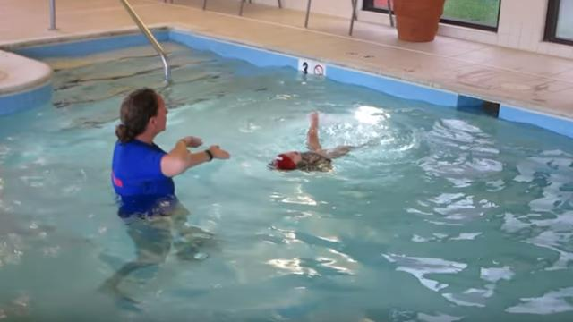 Swim safety tips for the holiday season