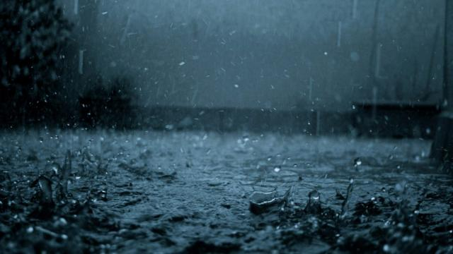 Urduja arroja cerca de 2 meses de lluvia en Guiuan en 1 día