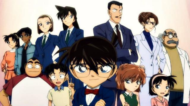 Debes ver Detective Conan una serie fuera de serie