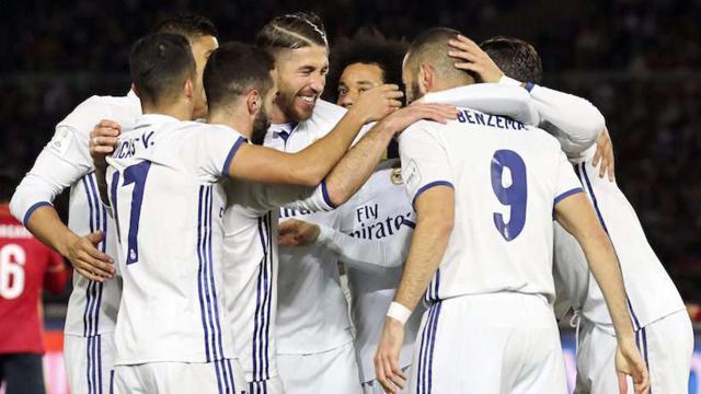 El Real Madrid gana la Copa Mundial de Clubes