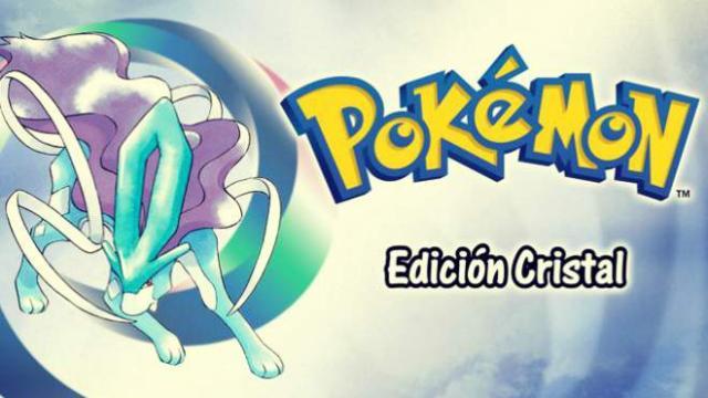 Pokémon Cristal para la consola de Nintendo 3DS