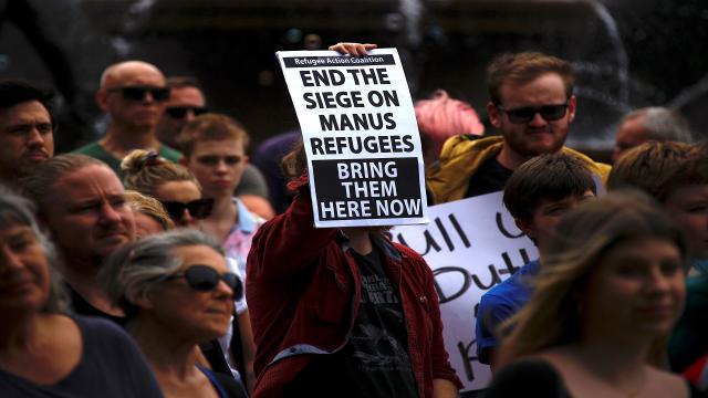 Segunda cohorte de refugiados de Nauru y Manus para ser reasentados en los EE.UU