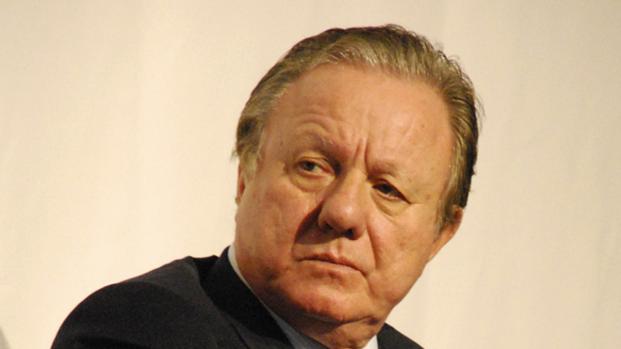 L'ex ministro Matteoli è morto in un incidente stradale