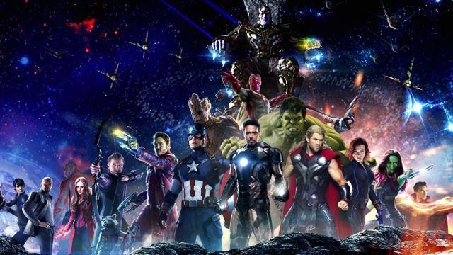 'The Avengers: Infinity War' y Las piedras del infinito