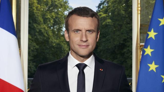 Emmanuel Macron sur France 2, des vœux de fin d'année anticipés?