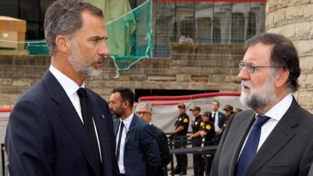 VIDEO: Jiménez Losantos revela las duras discrepancias entre Felipe VI y Rajoy