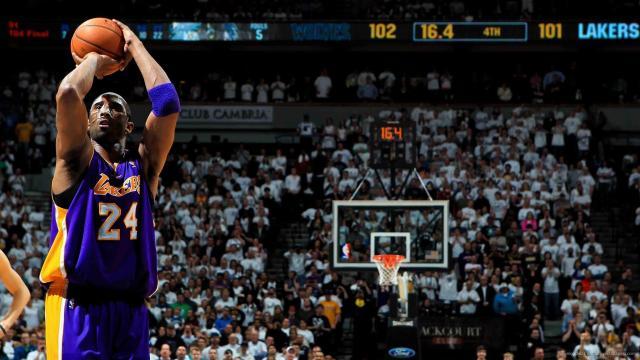 Lakers comparten sus pensamientos a Kobe Bryant, antes del retiro de la camiseta