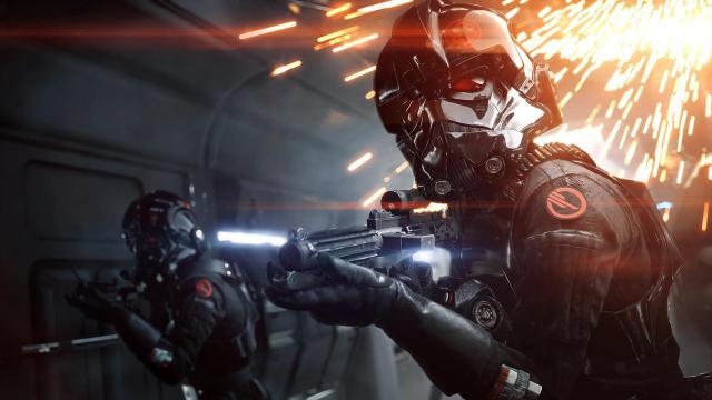 Revisión de Star Wars Battlefront II: batalla antes de que comience