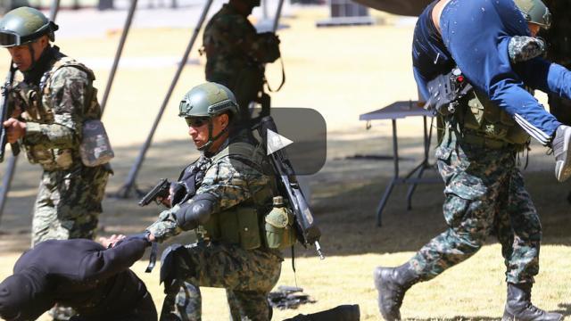 La lección sobre seguridad de la guerra en contra del narcotráfico