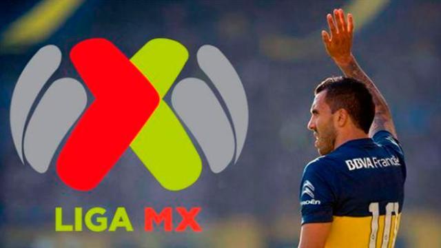 Tres equipos de la Liga MX tras los servicios de Carlos Tévez