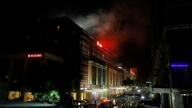 Ataduras de turismo de PH para el impacto del ataque de Resorts World Manila