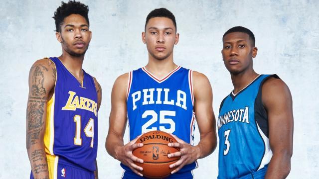 Los novatos más decepcionantes de la NBA hasta ahora en esta temporada