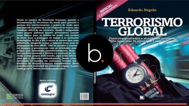 Video: livro 'Terrorismo Global' retrata anos de história do terrorismo no mundo
