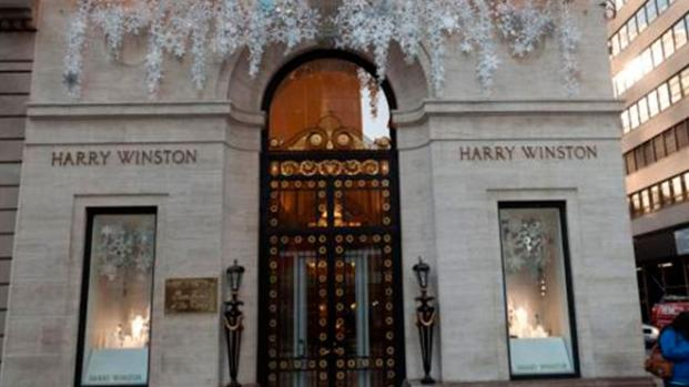 Los relojes Harry Winston y la historia del diamante Hope