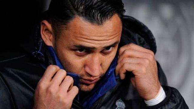 Keylor Navas prepara la escapada a equipo de la Premier League