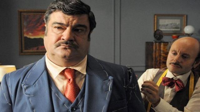 Nero Wolfe: torna la serie con protagonista Francesco Pannofino