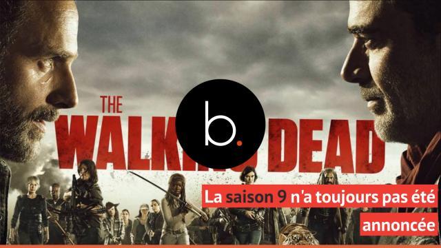 The Walking Dead : Une trêve avant la saison 9 ?