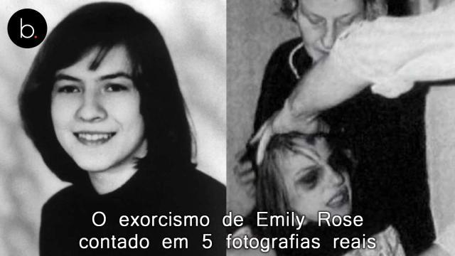 O exorcismo de Emily Rose contado em 5 fotografias reais