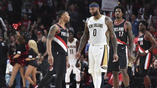 Los jugadores de la NBA han sido mortales en el territorio de tres puntos