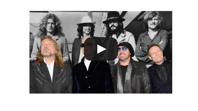 Jimmy Page dice que hay material nuevo de Led Zeppelin para 2018