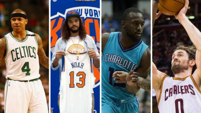 Los mejores contratos en la NBA